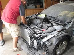2008 nissan altima coupe quarter panel july 2012 jmc autoworx