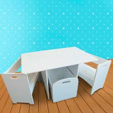 White Folding Kids Table And Chairs Set Children U0027s Table And Chairs Children U0027s Furniture Kids Table