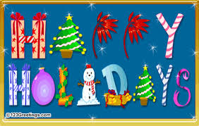 happy holidays free cool fun ecards greeting cards 123 greetings