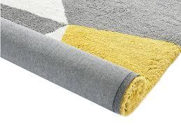 tappeto in microfibra tappeto in microfibra yule poliestere multicolore 160x230