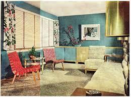 1940 homes interior 1940 home decor late 1940 s interior decorating style housesidea com