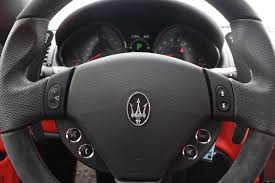 maserati steering wheel new 2018 maserati granturismo mc 4 7l coupe in golden valley