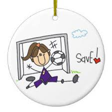 goal keeper gifts on zazzle