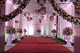 Wedding Planner Flower Decoration Wedding Planner In Faizabad India Universe