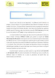 bureau des stages 10 rapport de stage iai integc 2012 2013