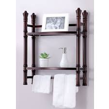bathroom wall shelf realie org