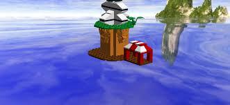 lego ideas plastic beach