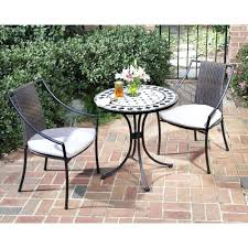 Kensington Bistro Chair 3 Pc Bistro Set Fish Outdoor Patio Mosaic Modern Home Kensington
