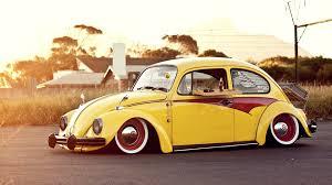 yellow volkswagen convertible volkswagen beetle bug yellow 6955709