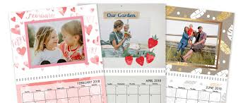How To Make Your Own Desk Calendar Photo Calendars Desktop Calendars Wall Calendars Custom