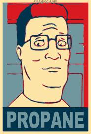 Propane And Propane Accessories Meme - hank hill humor