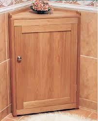 Corner Bathroom Cabinet Building A Simple Corner Bathroom Cabinet Rockler How To