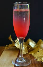 christmas champagne cocktails raspberry italian soda champagne cocktail will cook for smiles