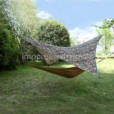 chill gorilla pro waterproof tent tarp rain fly and hammock