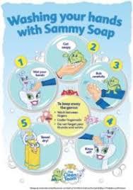 printable poster for hand washing mrsa action uk kids handwashing