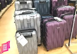65 74 reg 260 samsonite carry on luggage free shipping