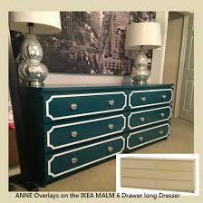 Ikea Kullen Dresser 3 Drawer by Bedroom Inspiring Ikea Malm 6 Drawer Dresser For Home Furniture