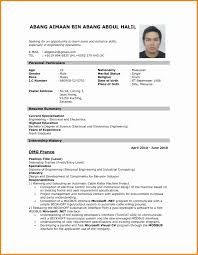 A Simple Resume Sample by A Simple Resume Format For Job Funny Essay Answers
