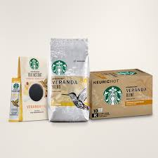 Starbucks Light Roast Blonde Roast Coffees Starbucks Coffee At Home