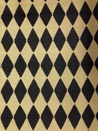 Harlequin Home Decor by Black And Gold Harlequin Dots Fabric Upholstery Fabric By The