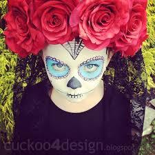sugar skull costume easy sugar skull costume cuckoo4design