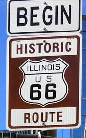 Map Of Route 66 From Chicago To California by Wshg Net Travel Bug U2014 Westward Ho On The Mother Road U2014 Route 66