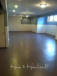 Basement Floor Finishing Ideas Valuable Design Ideas How To Finish A Concrete Basement Floor