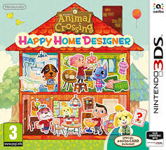 Animal Crossing Happy Home Designer Nintendo DS Games Nintendo - Home designer games