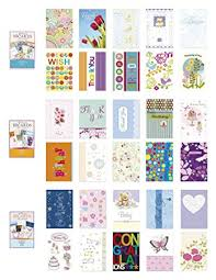 all occasion cards assorted all occasion cards box set 30 pack thinking