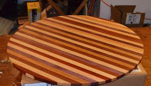 hand crafted butcher block table top for wine barrel by custom made butcher block table top for wine barrel