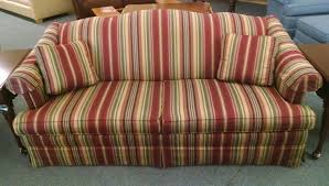 Patterned Sofa Bed Decorating Wonderful Thomasville Sofa For Awesome Home Furniture