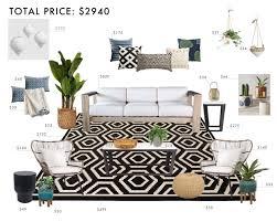 Is Livingroom One Word Budget Room Design Bohemian Outdoor Living Room Emily Henderson