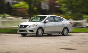 custom nissan versa 2015 nissan versa sedan pictures photo gallery car and driver