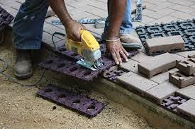 Paver Patio Calculator How To Build A Patio With Composite Pavers Extreme How To