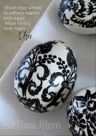 how to decorate easter eggs 1st time mom