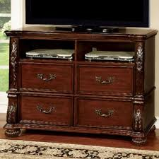 Bedroom Tv Dresser Cherry Bedroom Media Chests You Ll Wayfair
