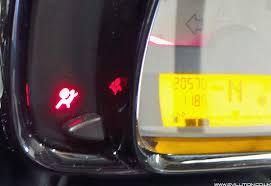 Reset Airbag Light Evilution Smart Car Encyclopaedia