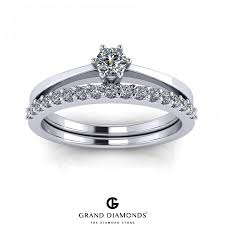 wedding ring sets south africa wedding sets to buy online at grand diamonds cape town south africa