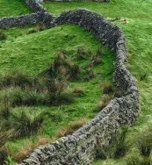 how to build a stone wall stone walls fields and stone