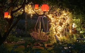 10 of the best garden lights gardening