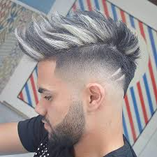 haircut with the line men 40 hair styles for men art and design