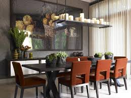 luxury dining room lighting modern interior design living room