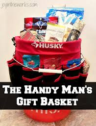 fathers day baskets the handy s gift basket in the works