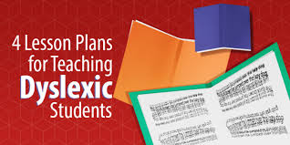 teaching students with dyslexia 4 effective lesson plans
