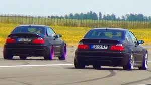 Bmw M3 Horsepower - bmw m3 kompressor 600 hp vs m3 e46 drag race 1 4 meile