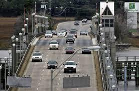 new study appears to doom ashley river bridge bike lane conversion