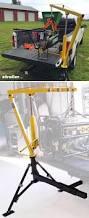 maxxtow hydraulic pickup truck crane for 2