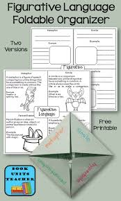 figurative peter pan similes metaphors and personification book units