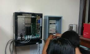 cara program pabx panasonic u0026 transtel jual beli pabx