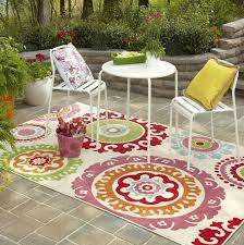 5x8 Outdoor Patio Rug by Decorating Enjoyable Home Depot Outdoor Rugs For Best Exterior